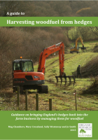 A guide to harvesting woodfuel from hedges
